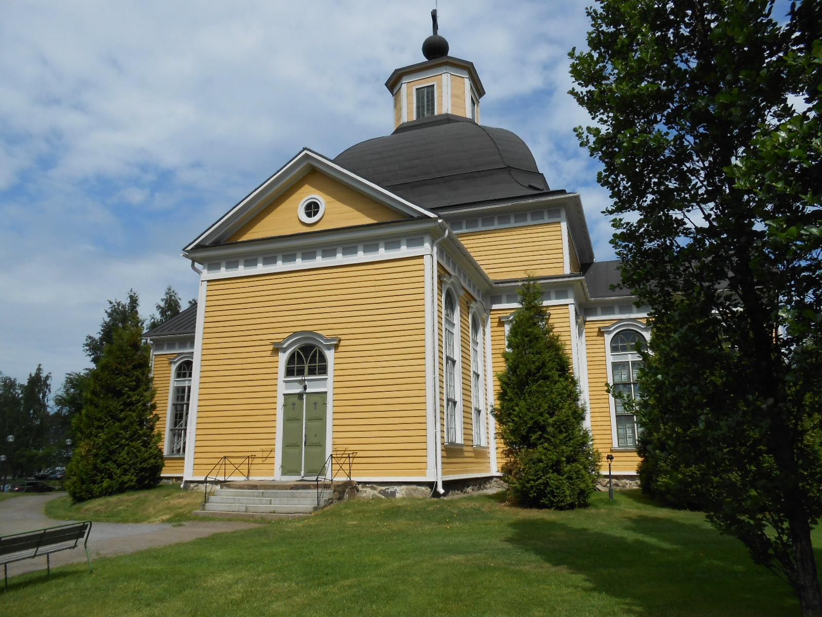 Taipalsaaren kirkko