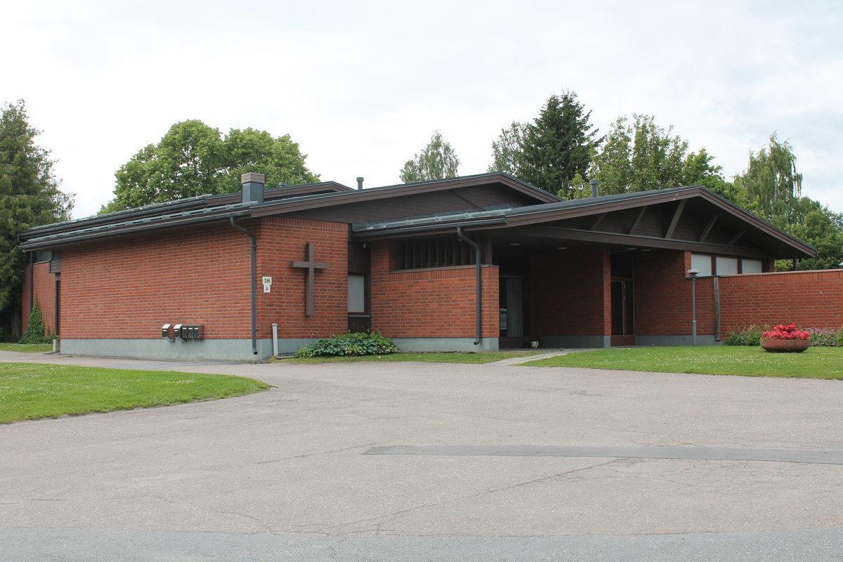 Taipalsaaren seurakuntatalo
