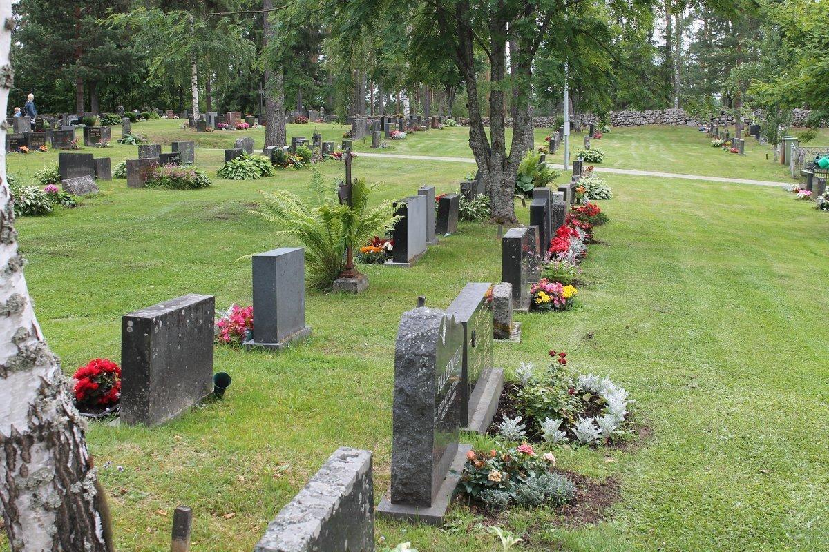 Taipalsaaren hautausmaa